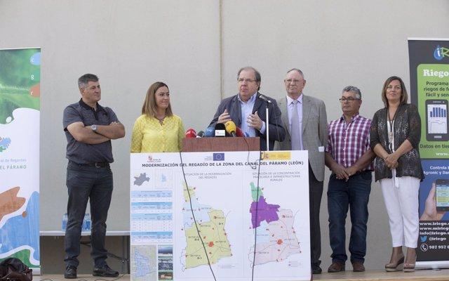 Herrera confía en que el Gobierno halle la 'fórmula' para devolver los 142 millones por el IVA