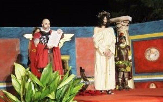 Guardamar pide que sus escenificaciones de Semana Santa sean de Interés Turístico en la Comunitat