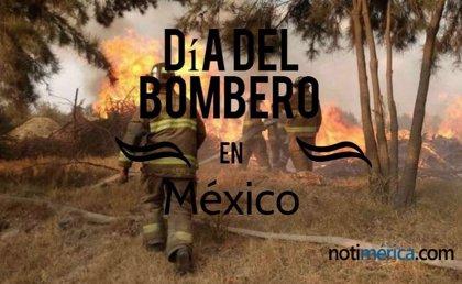 22 de agosto: Día del Bombero en México, ¿por qué se celebra en esta fecha?
