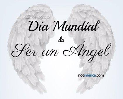 22 de agosto: Día Mundial de Ser un Ángel, ¿cuál es el motivo de esta curiosa celebración?
