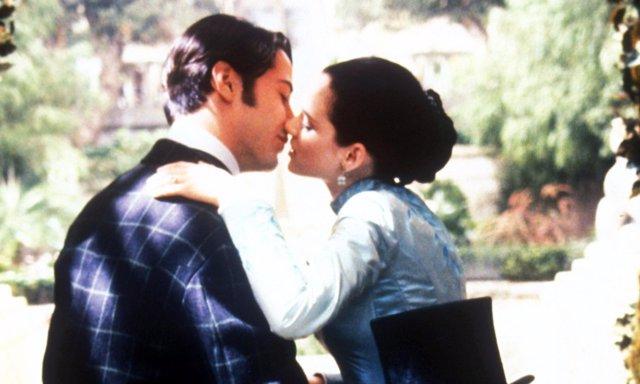 Francis Ford Coppola confirma que la boda entre Winona Ryder y Keanu Reeves
