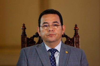 La Corte Suprema de Guatemala decidirá este jueves sobre la inmunidad del presidente Jimmy Morales