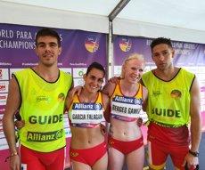 Espanya suma cinc plates en la segona jornada de l'Europeu d'Atletisme Paralímpic de Berlín (CPE)