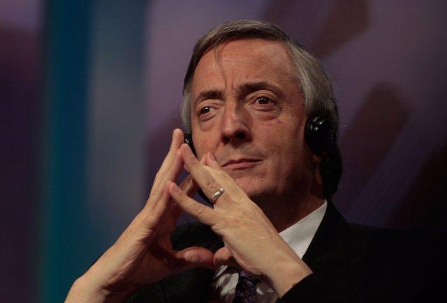 Nestor Carlos Kirchner