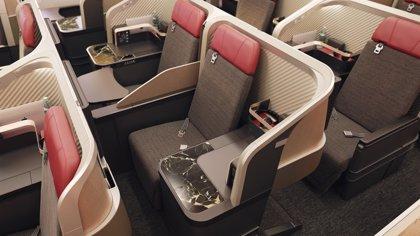 LATAM Airlines destinará 345 millones en dos años a renovar las cabinas de 200 aviones