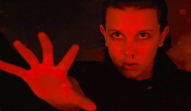 Millie Bobby Brown en Stranger Things