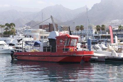 Detectan dos manchas de microalgas en la costa oeste de Tenerife