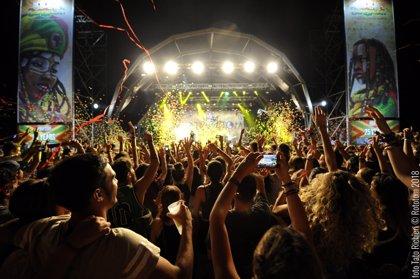 Los cubanos Orishas ponen el broche de oro esta noche a las 420 horas de música del 25 Rototom Sunsplash