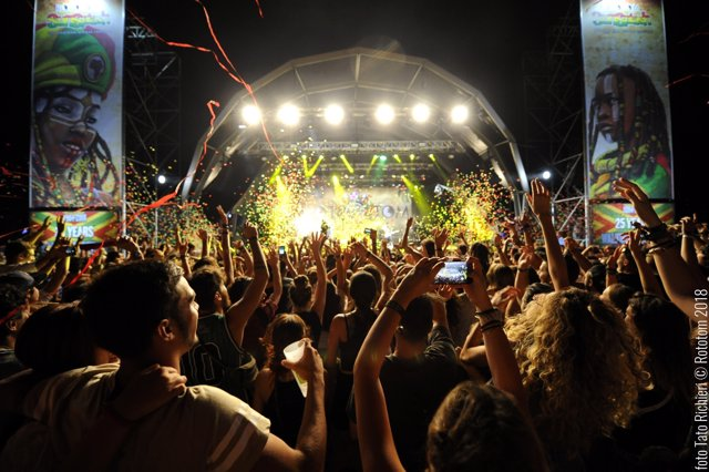 Main Stage del Rototom