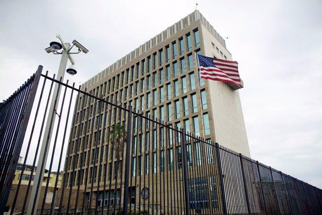Embajada de Estados Unidos en La Habana (Cuba)