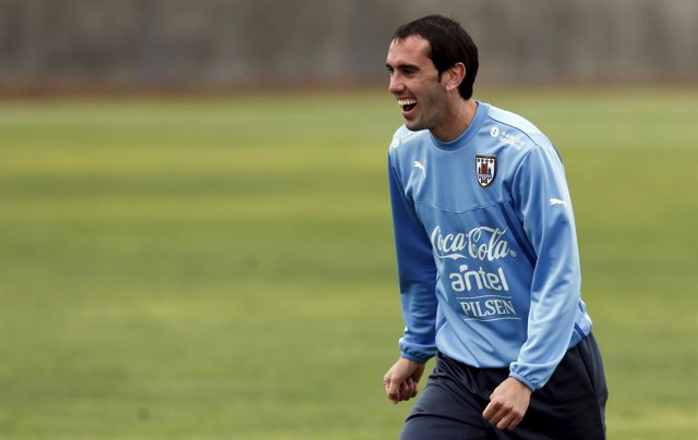 Uruguay Diego Godín
