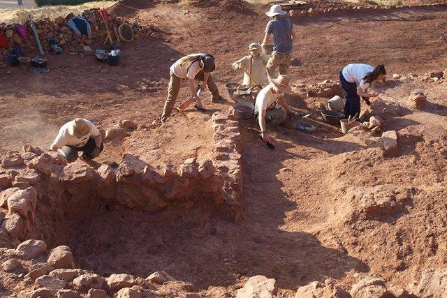 Excavaciones arqueológicas en Montiel