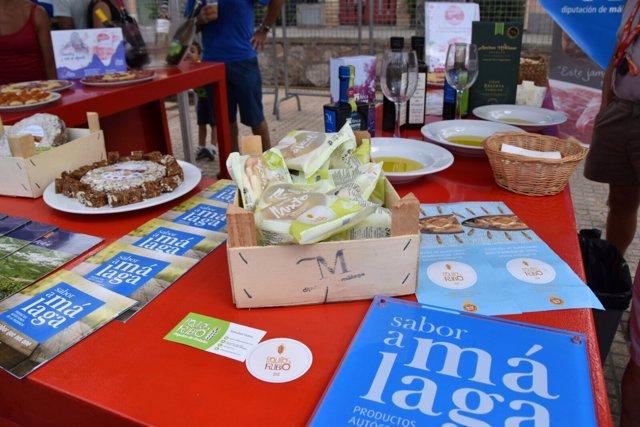 Estad de Sabor a Málaga en La Vuelta