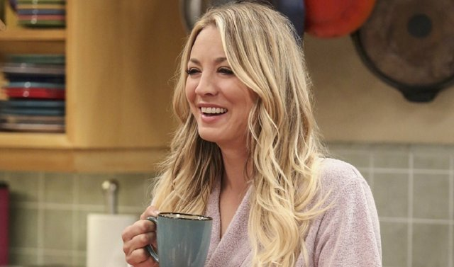 Kaley Cuoco en The Big Bang Theory