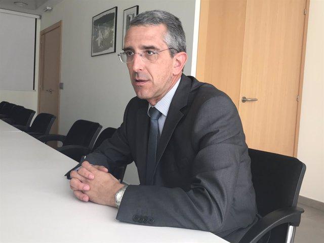 El pte.De la (CCAPAC), Josep Maria Romagosa