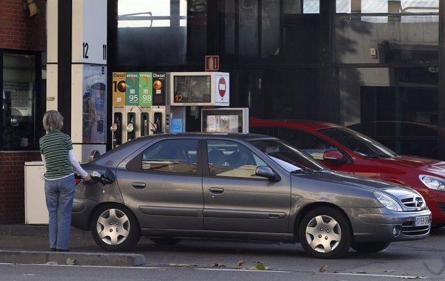 El precio de la gasolina y del gasóleo toca máximos de agosto 8db70e78516
