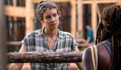 "Lauren Cohan, sobre la 9ª temporada de The Walking Dead: ""Es realmente impactante"""