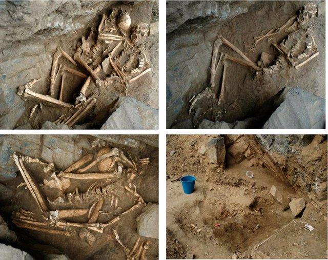 Yacimiento arqueológico en La Gomera