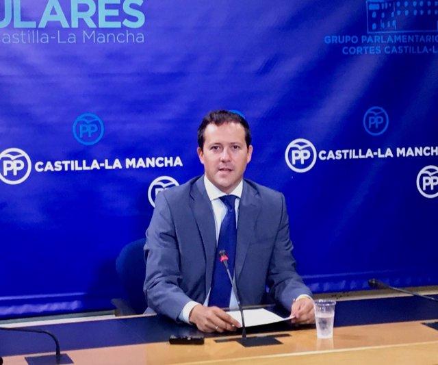 Carlos Velázque, diputado PP C-LM
