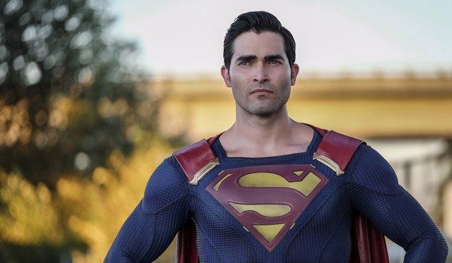 Tyler Hoechlin en Supergirl
