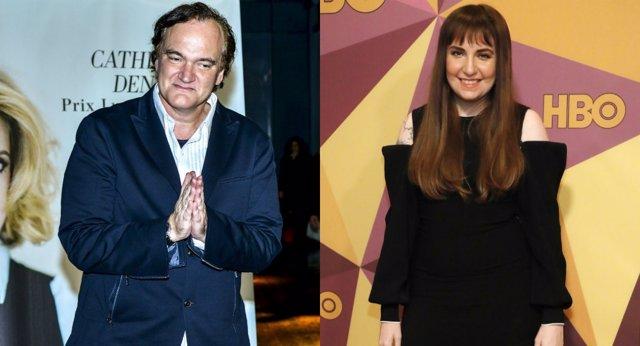 Quentin Tarantino ficha a Lena Dunham