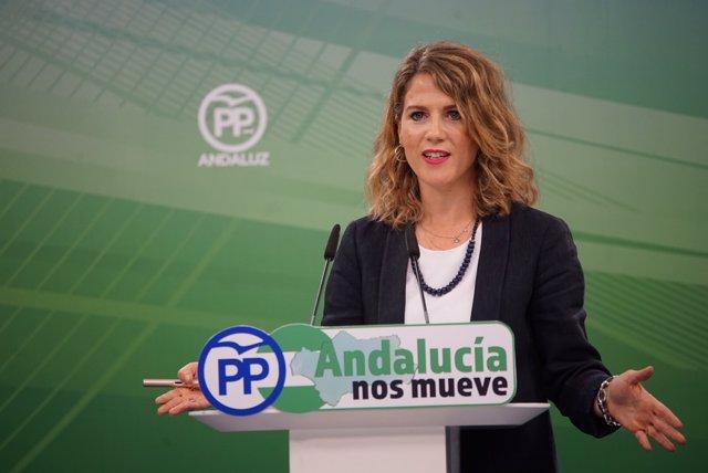 Ana Mestre, vicesecretaria de Sociedad del Bienestar del PP-A.