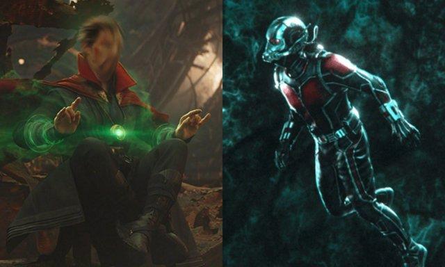 Doctor Strange y Ant-Man en Vengadores 4