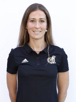 Rocío Puente Pino, árbitro de fútbol