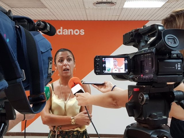 Bosquet (Cs), en declaraciones a los periodistas hoy