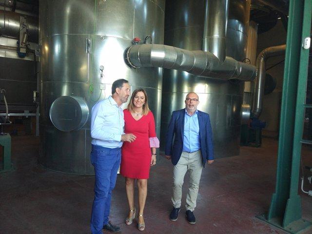Gómez, Barcones y Latorre, en Soria.