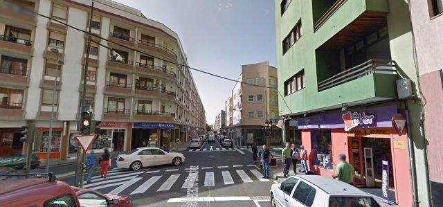 Calle Heraclio Sánchez