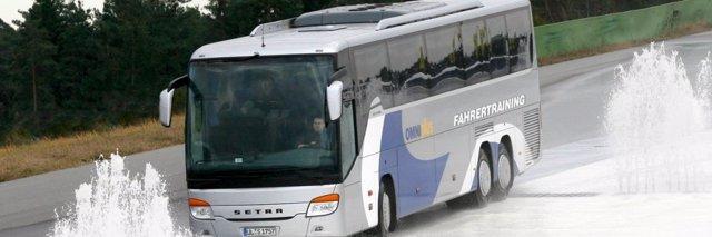 Autobús Omniplus Alemania