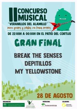 Cartel de la Final de los 'Veranillos del Alamillo'