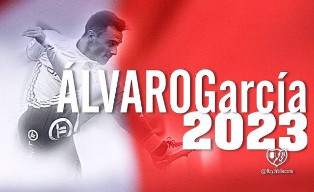 El Rayo Vallecano refuerza su ataque con Álvaro García