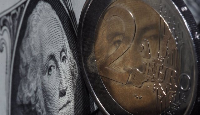 El dólar contra el euro