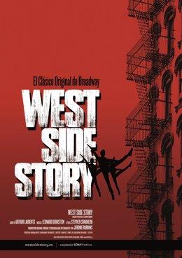 Cartel 'West Side Story'