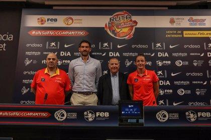 """Garbajosa: """"El Mundial será el lanzamiento definito para el baloncesto femenino"""""""