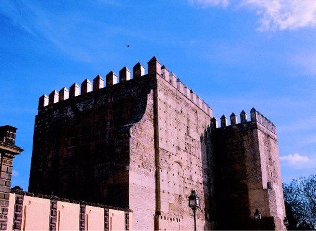 Torre del homenaje del Alcázar de Jerez