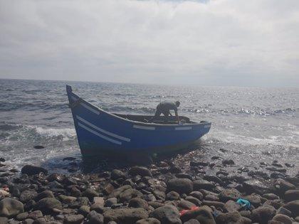 Llegan 75 inmigrantes a Canarias en apenas 48 horas, según la Delegación