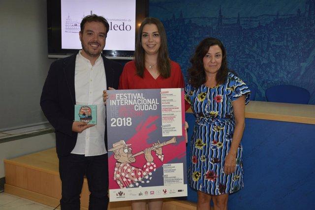 Audios/Np/Fotos: El Xxi Festival De Jazz De Toledo Incluirá Un Concierto Históri