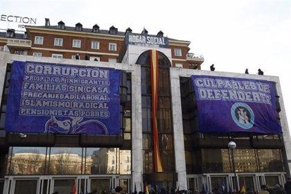 Red Española de Inmigración pide la ilegalización de Hogar Social Madrid