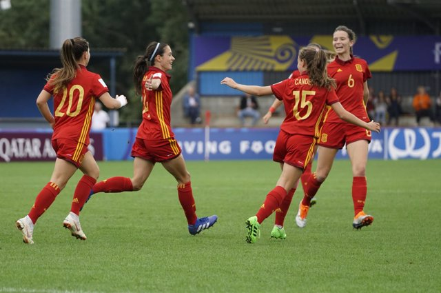 Selección española femenina de fútbol sub'20