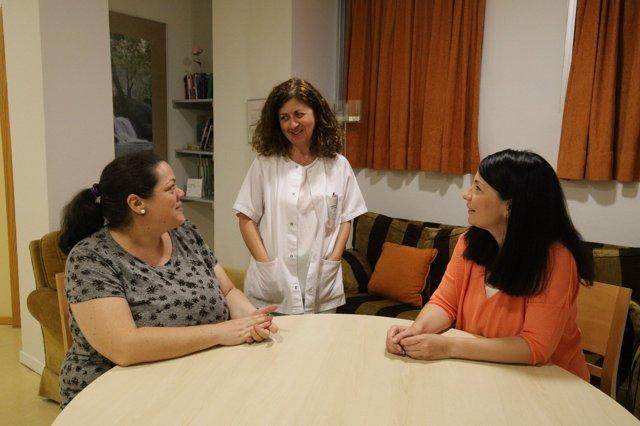 Hotel de madres del Hospital Reina Sofía
