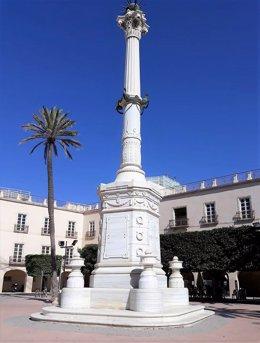 Monumento a los mártires por la libertad 'Los Coloraos'