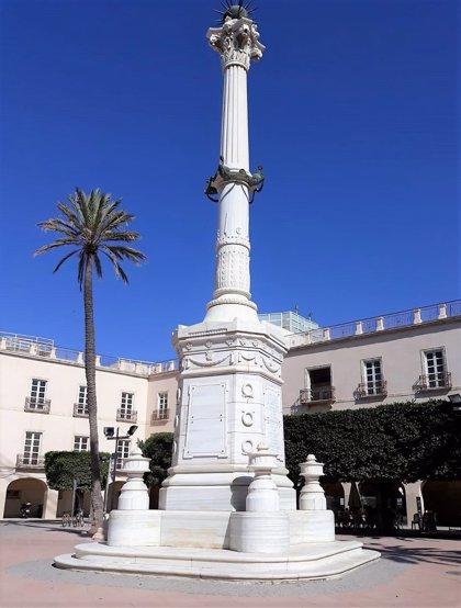 Almería rinde este viernes el homenaje a 'Los Coloraos' envuelto en polémica por el traslado del 'Pingurucho'