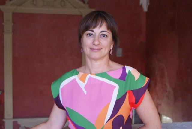 La catedrática Ana Isabel Moro-Egido