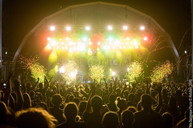 Main Stage del Rototom Sunsplash