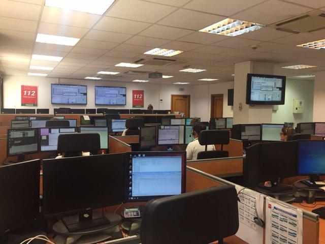 Centro coordinador de Emergencias 112 Andalucía