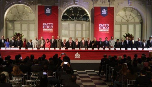 Elecciones en Perú