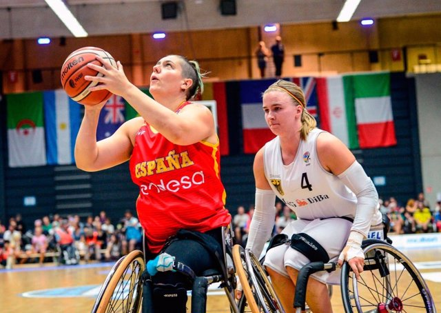 España femenina cede ante Alemania en cuartos de final del Mundial ...